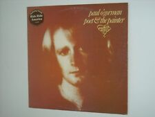 PAUL O'GORMAN Poet & The Painter LP 70's Aussie Singer Songwriter