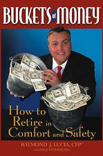 Buckets of Money: How to Retire in Comfort and Safety-ExLibrary