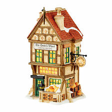 Dept 56 Dickens Village Duke's Wheel Cheese Shop New 2016 40509230