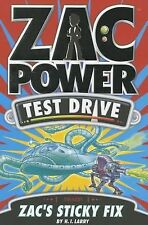 Zac's Sticky Fix (Zac Power Test Drive), Larry, H. I., New Books