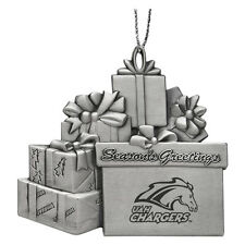 University of Alabama in Huntsville - Pewter Gift Package Ornament