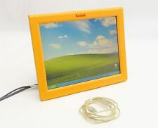 "KODAK KD15V700 15"" USB VGA TOUCHSCREEN TOUCH SCREEN LCD TFT MONITOR"
