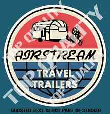 VINTAGE AIRSTREAM RETRO DECAL STICKER VINTAGE AMERICANA HOT ROD RAT ROD STICKERS