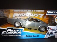 Jada Dodge Charger Bare Metal Fast and Furious 1/24