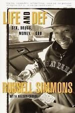 Life and Def: Sex, Drugs, Money, + God - Simmons, Russell - Paperback