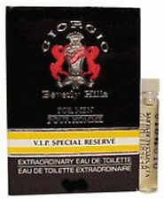 A Pack of 50 Giorgio Beverly Hills Extraordinary Vip Special Reserve 1.4 Cc Edt