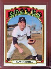 1972   Topps   Baseball    # 469   Ron Herbel   NM   Near Mint