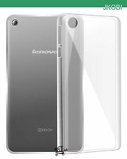 Premium Soft Silicone TPU Clear Back Case Cover For LENOVO TAB 2 A7-30