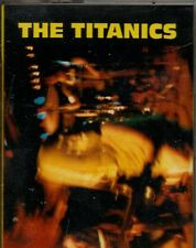 The Titanics cassette TAANG! T-41 1989 SEALED