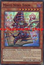 TDIL-IT032 MAGO NERO TOON - TOON DARK MAGICIAN - SUPER RARA - ITALIANO