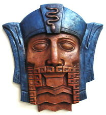Aztec Mayan Mask Vintage Wall Plaque Decor 10007