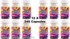 Stacker 3 Capsules 20 ct Bottle Weight Loss Energy Dietary (12 X Bottles) = 240