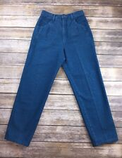 Wrangler Silver Lake Vintage High Waist Country Western Jeans Turquoise 13 14