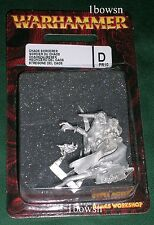 Warhammer Limited Edition Chaos Sorcerer NIB 2002 Road show model.