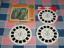 View-Master Sawyer's A 376 Carlsbad Caverns Natio Vacationland Series No Booklet