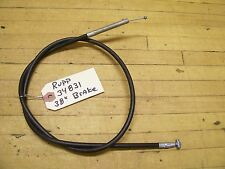 "NOS Vintage Rupp Snowmobile 38"" Brake Cable 1976 Nitro"