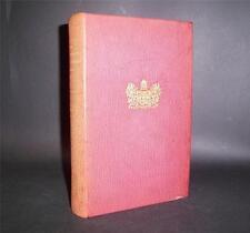 1956 Williams CALENDAR OF CAERNARVONSHIRE QUARTER SESSIONS RECORDS Fine Binding