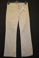 J Brand Ladies Cream Boot Cut Jeans W28 L36 VGC Ready To Wear