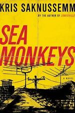 NEW - Sea Monkeys: A Memory Book by Saknussemm, Kris