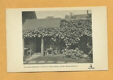 Tea House Entrance, House of Seven Gables, Maynard Workshop, The City Post Cards