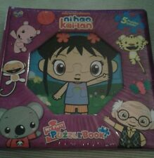 NICKELODEON, NI HAO, KAI-LAN MY FIRST PUZZLEBOOK, NEW