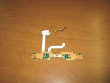 GENUINE!! TOSHIBA A305D-S6837 A305 SERIES TOUCHPAD MOUSE BUTTON BOARD V000120400