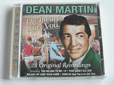 Dean Martin - I'll Always Love You (CD Album) Used Very Good