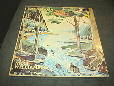 The Hobbit 4 LP BOX w/book Nicol Williamson JRR Tolkien Argo IMPORT UK bilbo '74