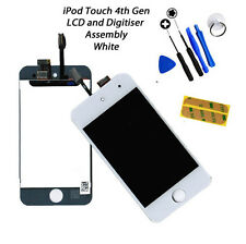 NEW iPod Touch 4G 4th Gen LCD Display + Digitizer Assembly Replacement - WHITE