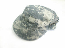 Digital Camouflage US Army Patrol Hat Cap Size 7 Unisex Green