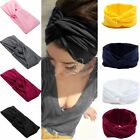 Women Girls Headband Hair Rope Yoga Sports Elastic Band Stretch Hair Accessories