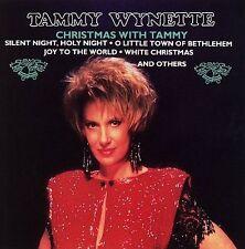 """TAMMY WYNETTE, CD """"CHRISTMAS WITH TAMMY"""" NEW SEALED"""