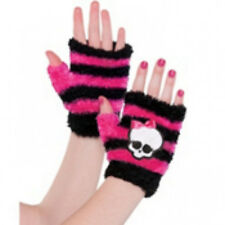 Monster High Fingerless Gloves - Child Size Fits Most