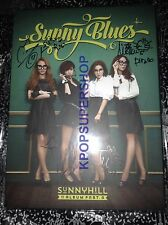 Sunny Hill Vol. 1 Part A - Sunny Blues Autographed Signed Promo CD Great Cond.