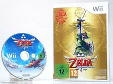 THE LEGEND OF ZELDA - SKYWARD SWORD  OVP  +Nintendo Wii / Wii U Spiel+