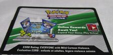 Pokemon Online TCG MEWTWO MAYHEM XY Evolutions Theme Deck CODE CARD. e-mail