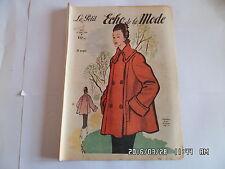 LE PETIT ECHO DE LA MODE N°11 12 MARS 1950      J31