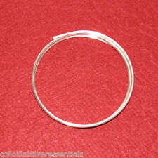 9999 Pure Silver 10 Gauge Wire - 36 inches (3 feet) - Thick Wire for Colloidal