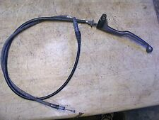 1984 Kawasaki KZ1100 KZ 1100 LTD Clutch Perch with Cable