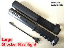 NEW 2016 POLICE LANTERN SHOCKER STUN FLASHLIGHT GUN LED TORCH 60.000.000 VOLT