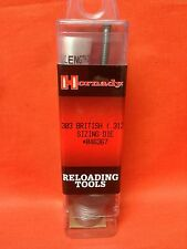 HORNADY Reloading Tools 303 British (.312) Sizing Die #046367