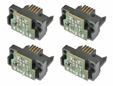 4 x DRUM Chip for Lexmark C935, X940, X945 Photoconductor Unit Reset Refill