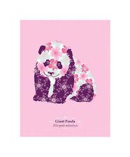 Oso Panda Gigante toalla de té