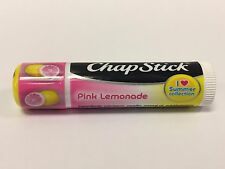 "Chap Stick, Pink Lemonade, From the ""I Love Summer Collection"", .15 oz."
