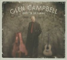 Ghost On The Canvas - Glen Campbell CD SEALED