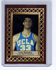 Lew Alcindor 1968 UCLA Bruins, Fan Club serial numbered #/300