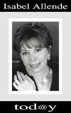 ISABEL ALLENDE TODAY NEW PRE-LOADED AUDIO PLAYER BOOK