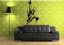 Statue of Liberty Wall Sticker Wall Art Vinyl Decals Wall Decor Wall Stickers
