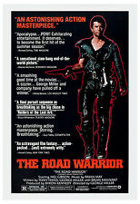 1980's Sci-Fi  * Mad Max 2: Road Warrior  *  Mel Gibson Movie Poster Style B1981