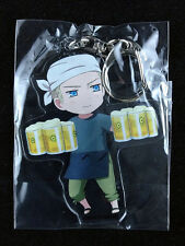 Hetalia Axis Powers The World Twinkle animate Acrylic Key Ring Chain Germany New